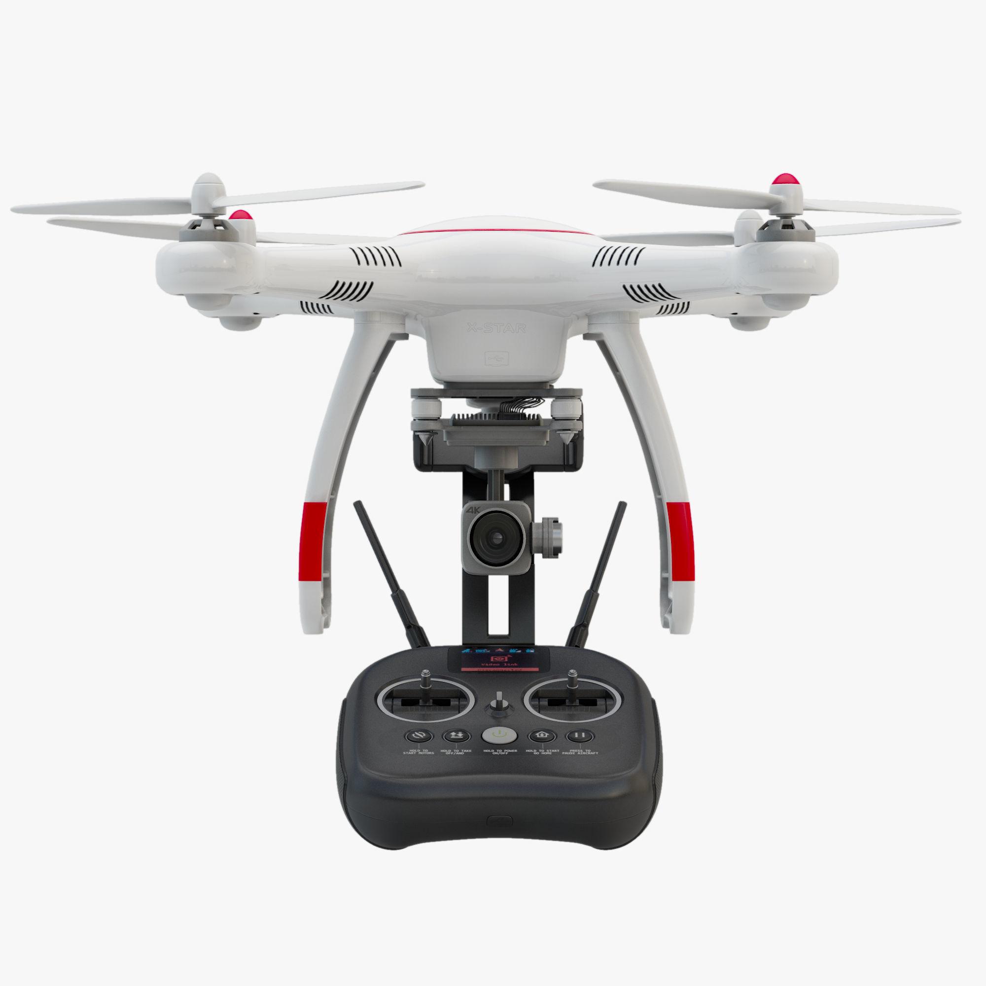 Drone Autel Robotics X-Star and Controller 8K