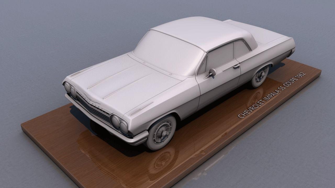 Chevy Impala SS Coupe 1962