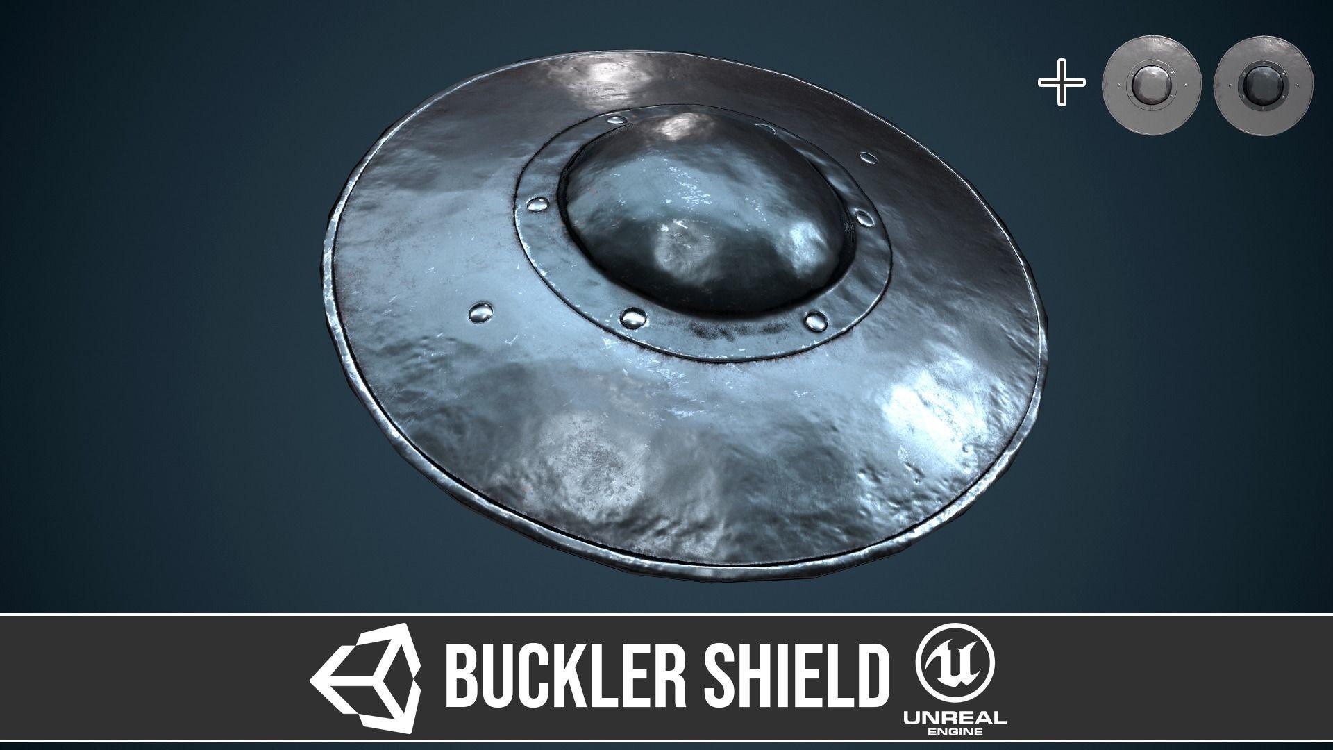 Buckler shield 1
