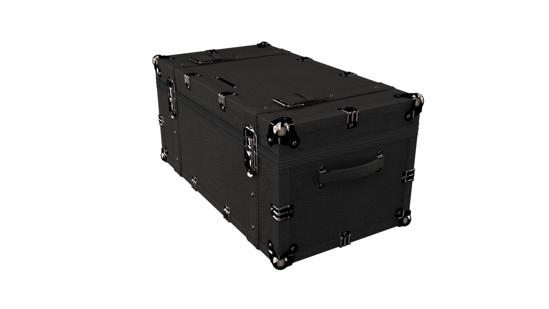Italian trunk case travel model