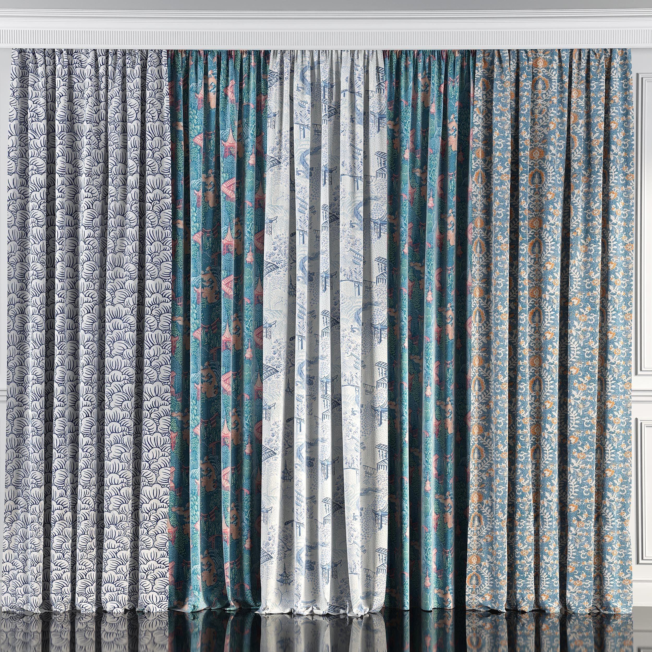 Curtain Set 47