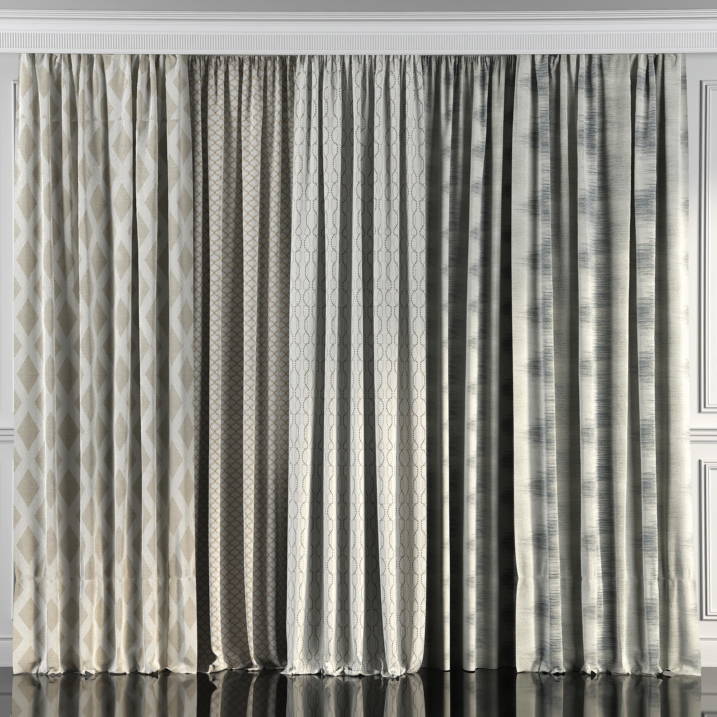 Curtain Set 49