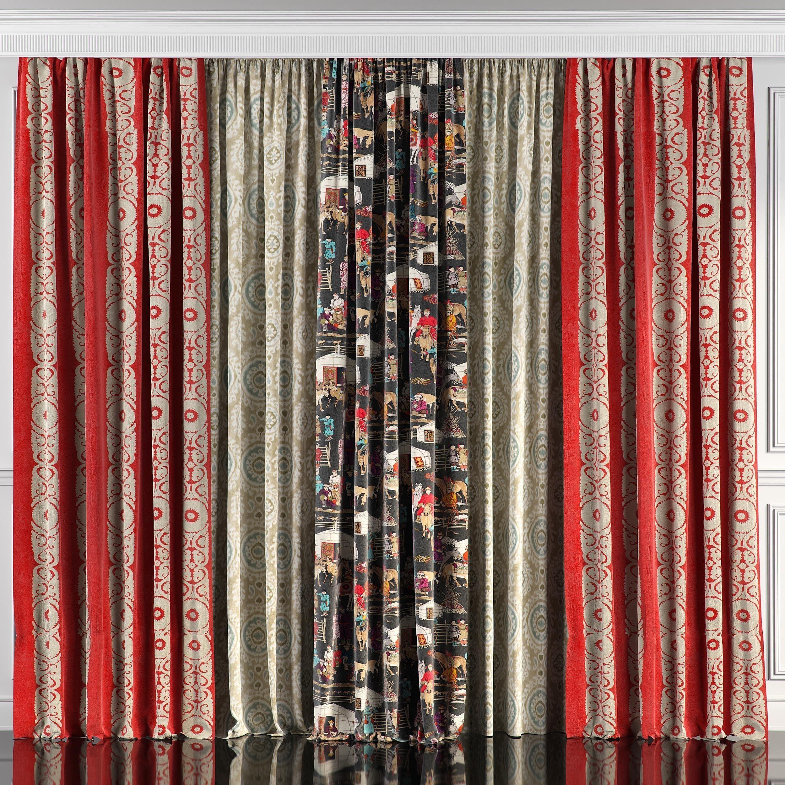 Curtain Set 52