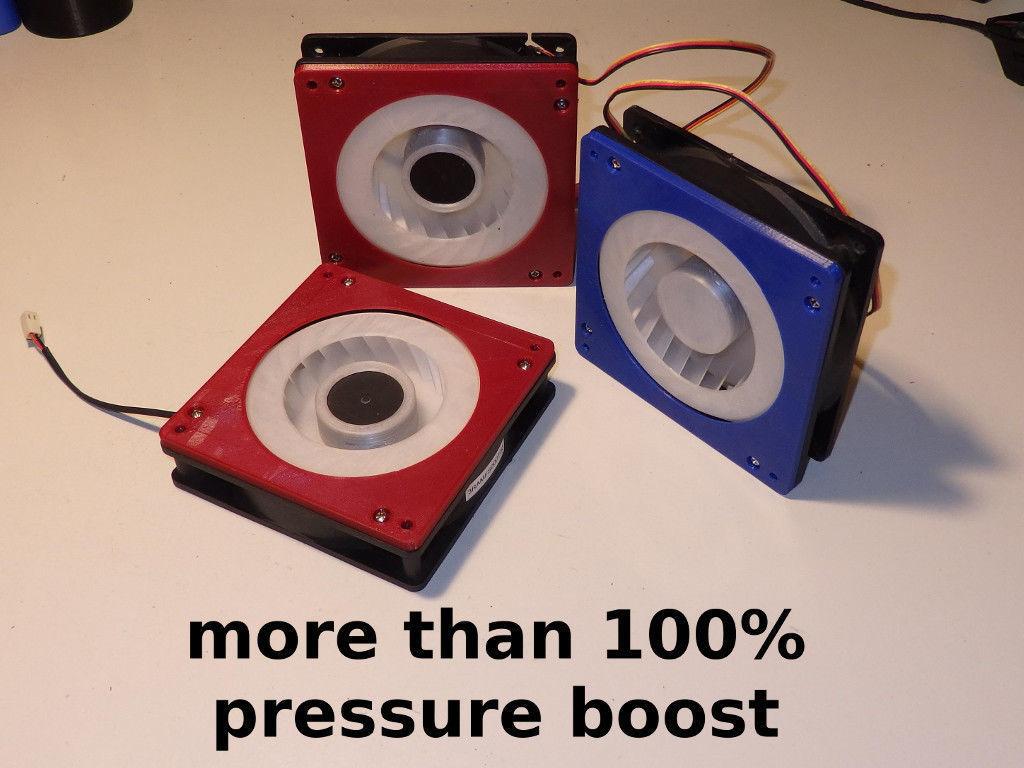 High Pressure Pc fan Kit  Boost