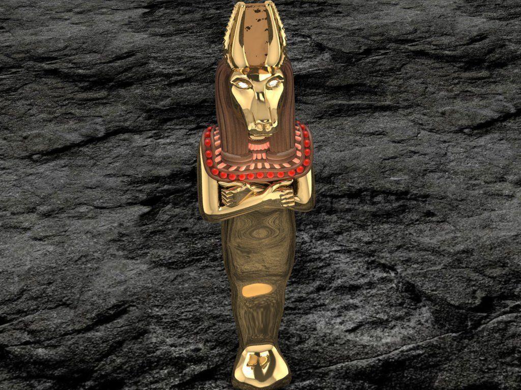 Ancient Egyptian Pharaoh 14