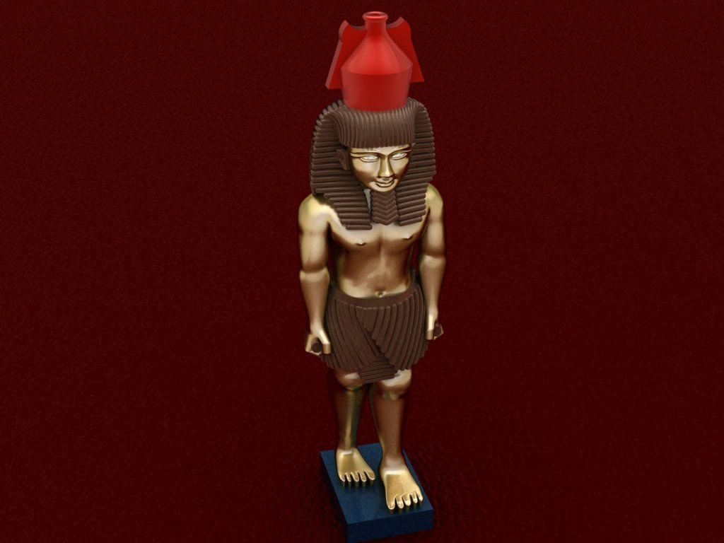 Ancient Egyptian Pharaoh 15