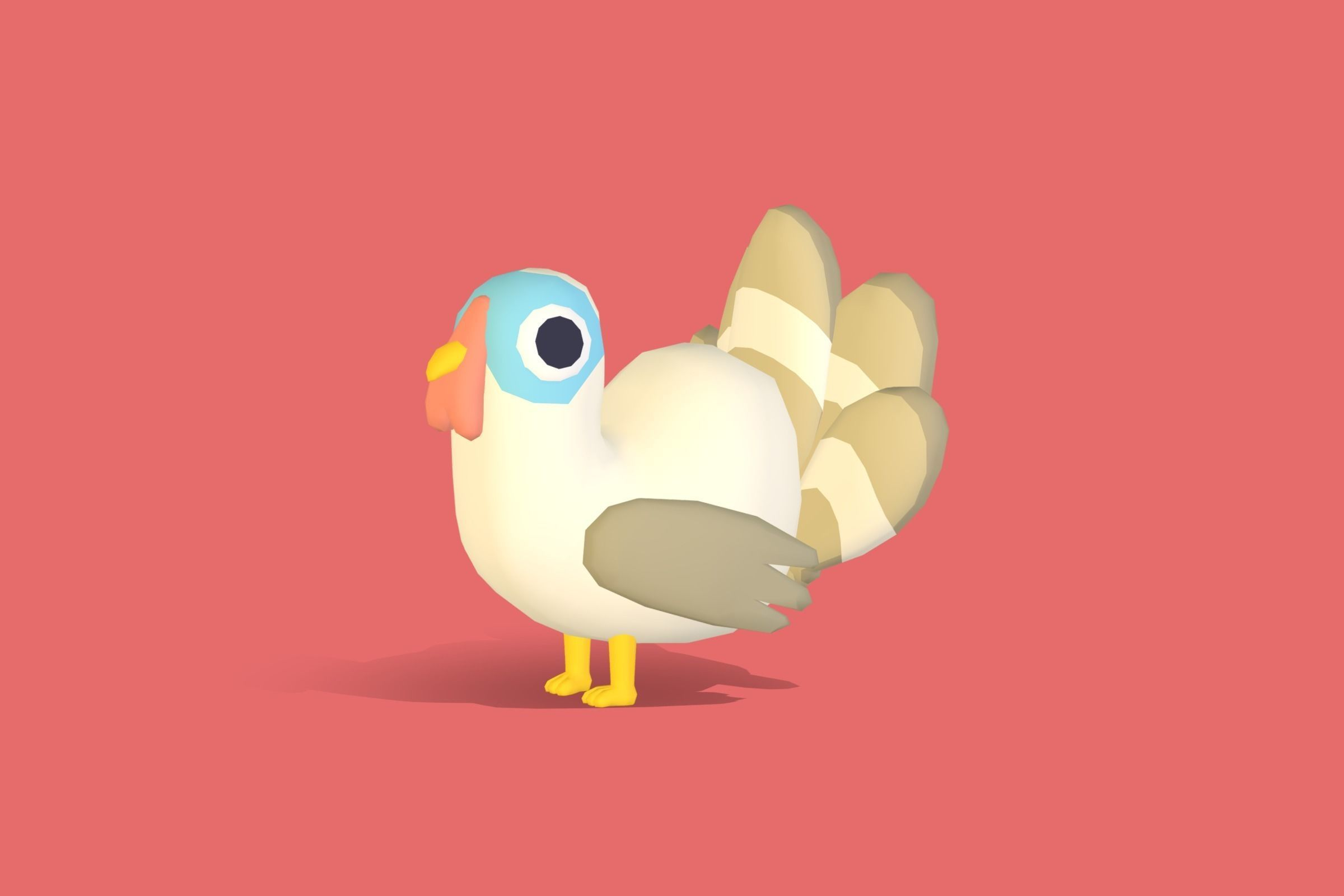 Tami the Turkey - Quirky Series