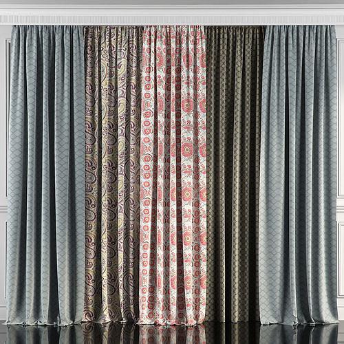 Curtain Set 60