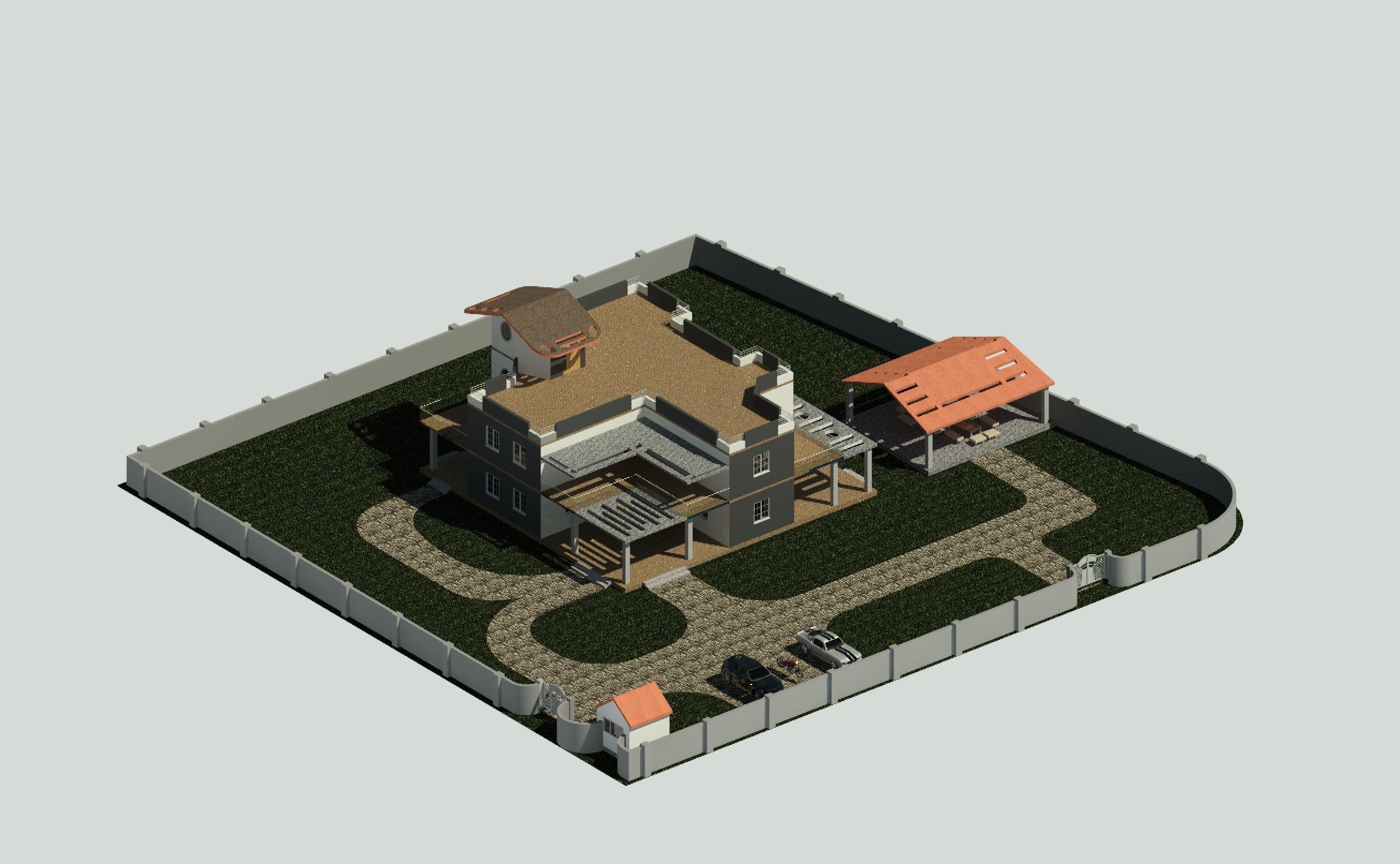Farm house project