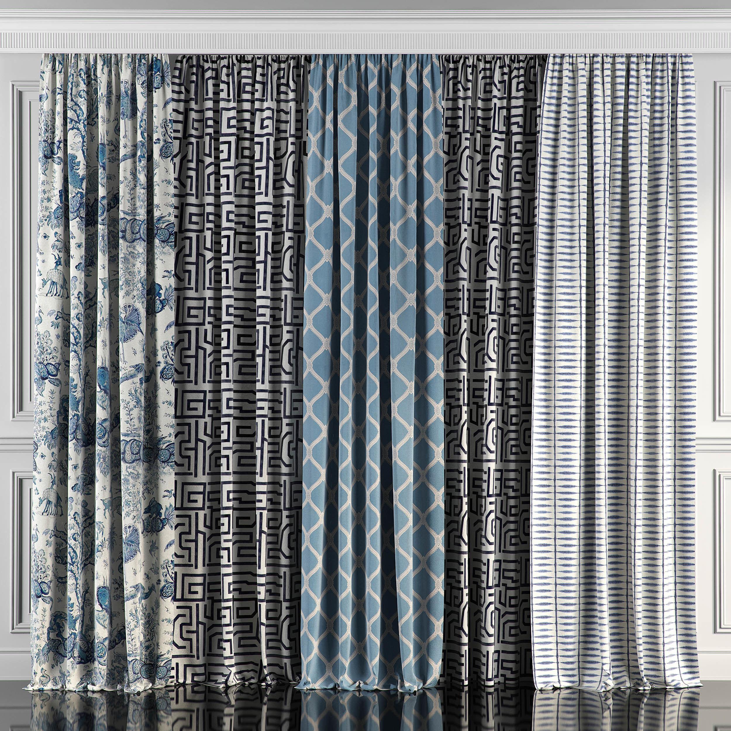 Curtain Set 62