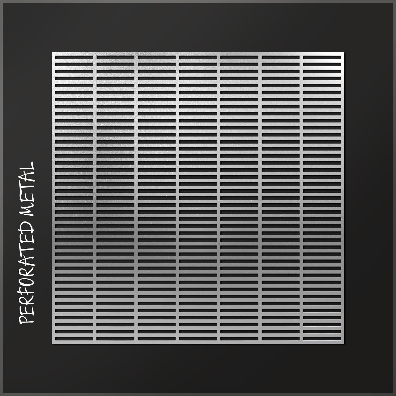 Perforated metal 7