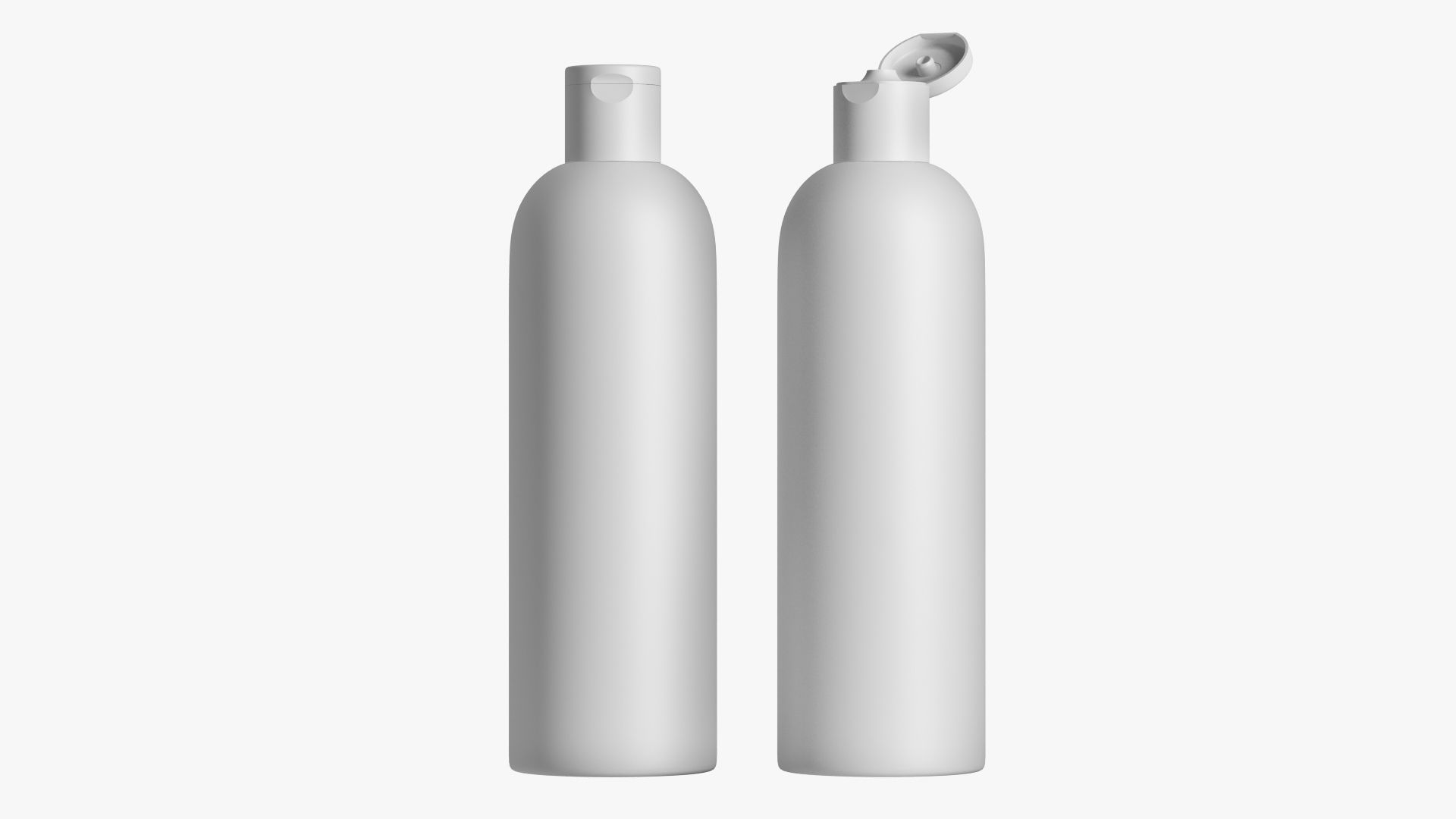Shampoo Bottle 01
