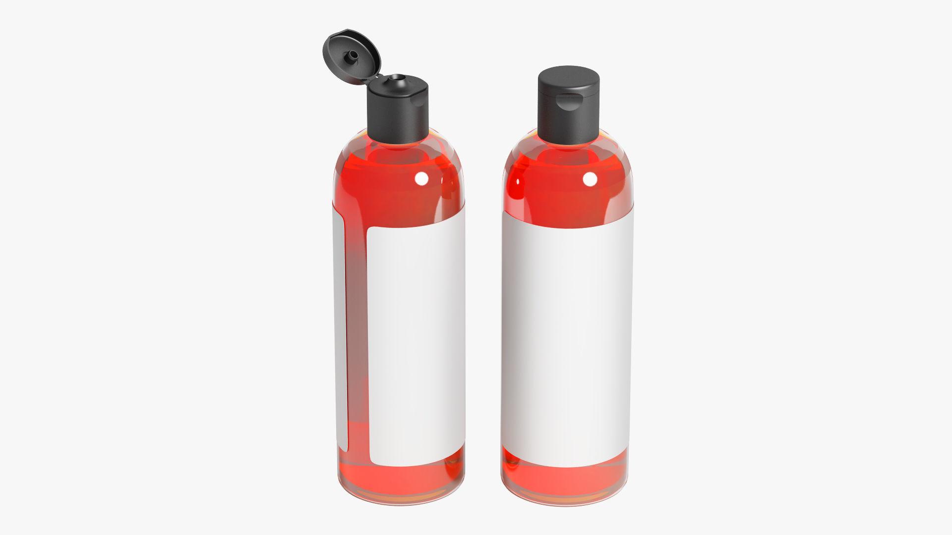 Shampoo Bottle 02
