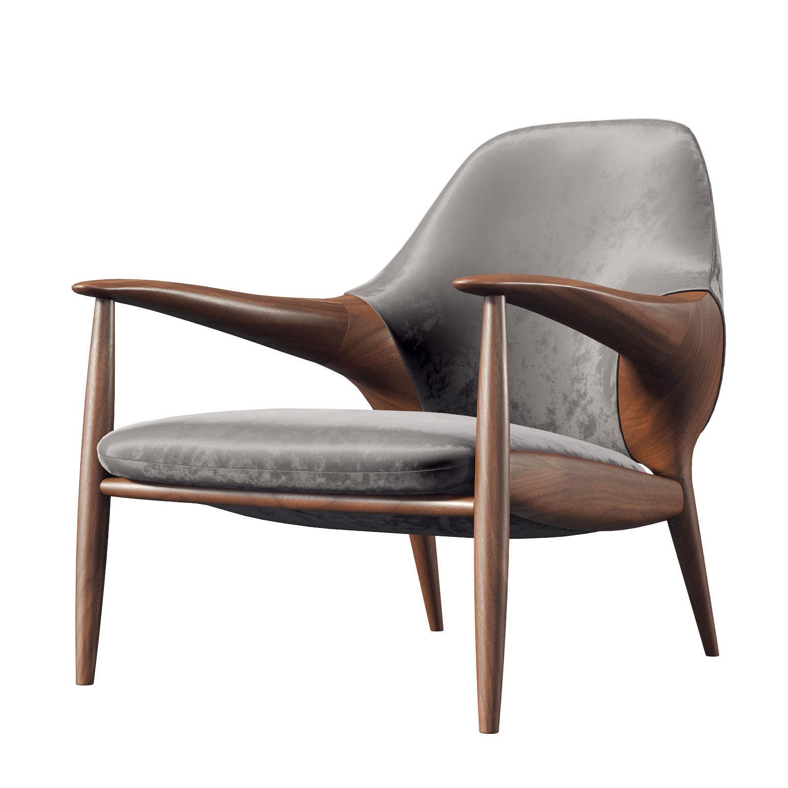 Luxury Lounge Chair 084
