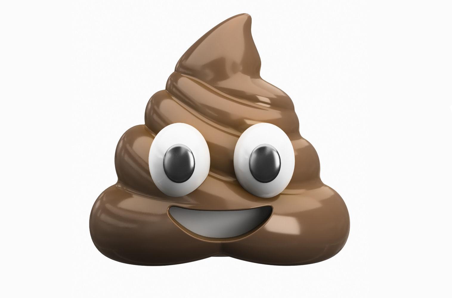 Emoji Pile of Poo