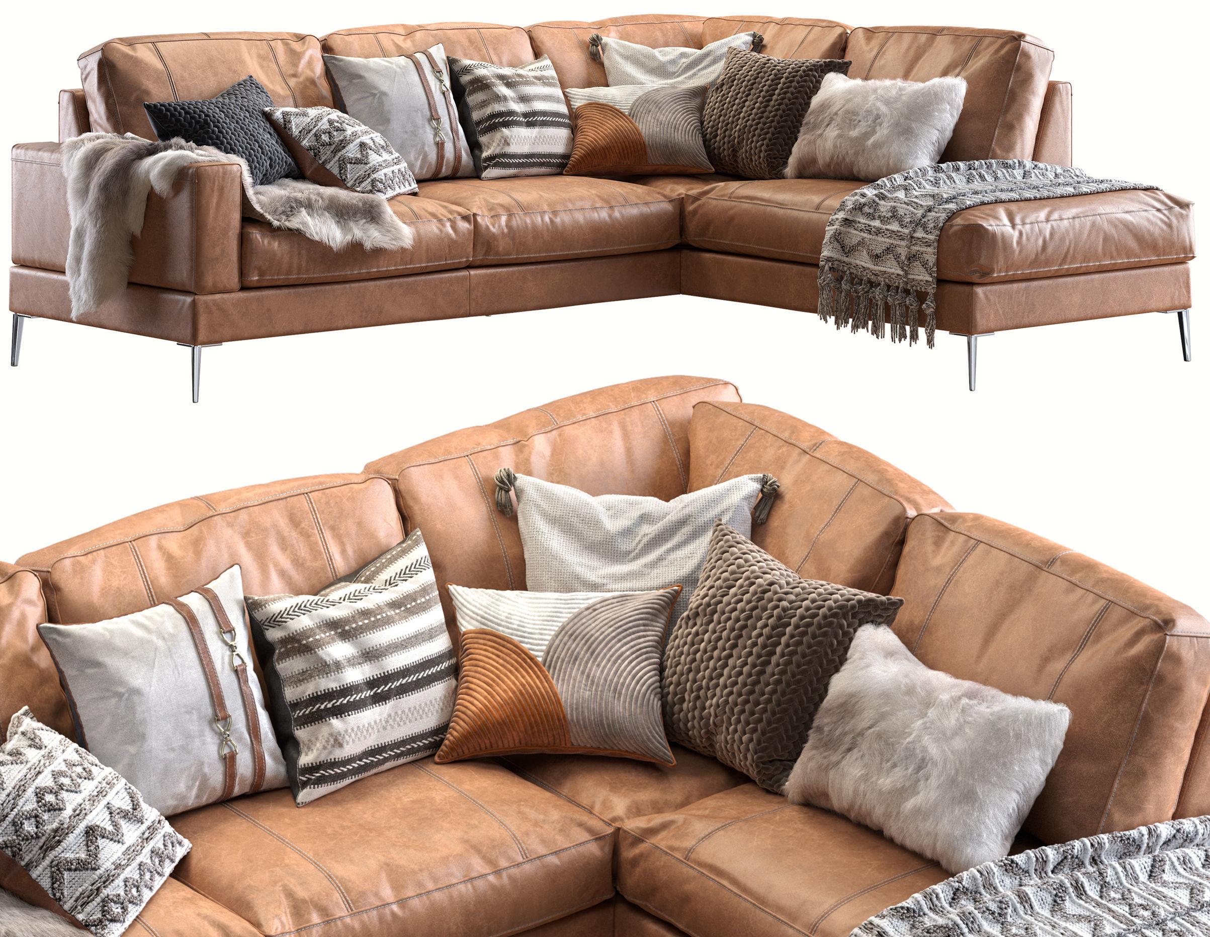 Capri sectional sofa 2