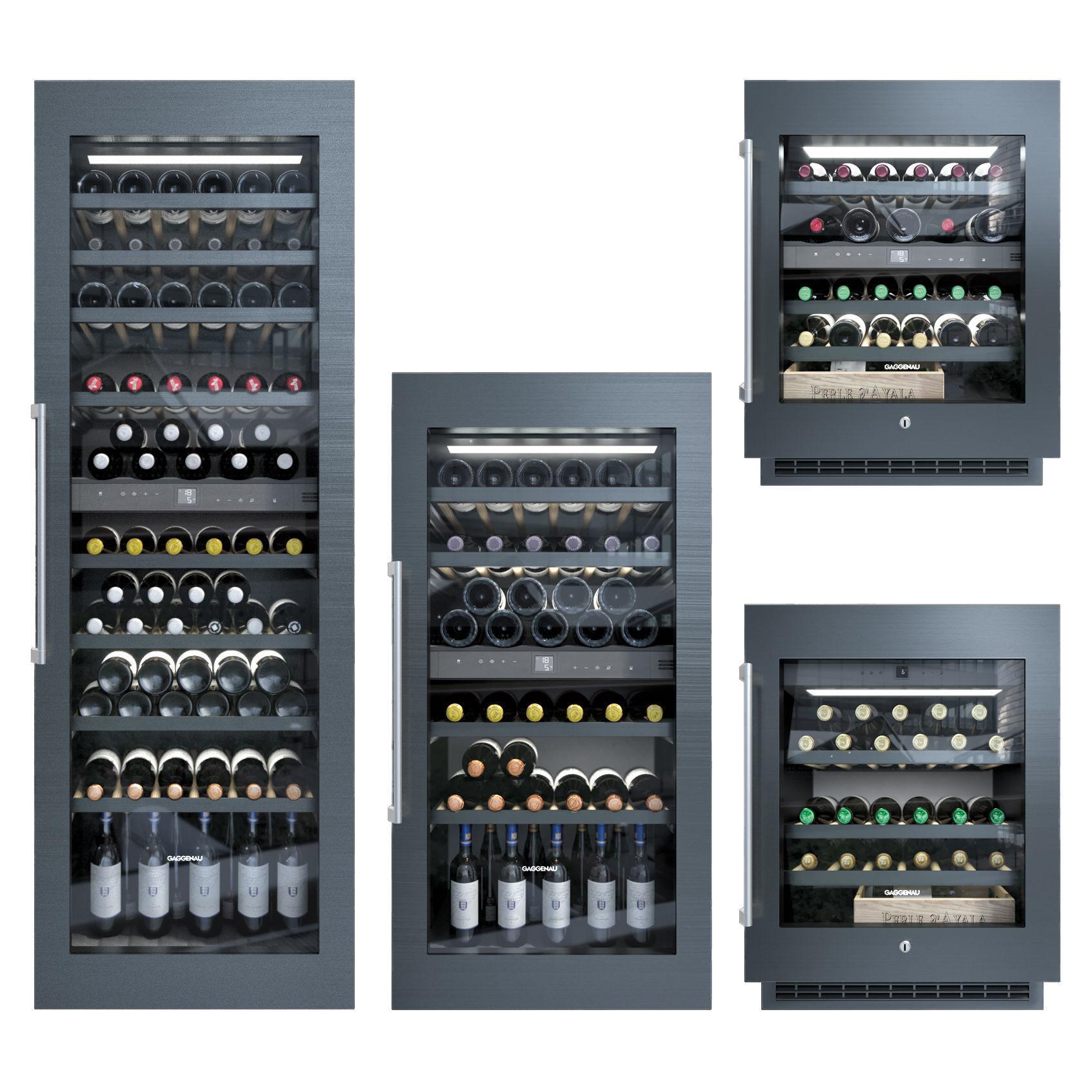 Gaggenau wine cabinets
