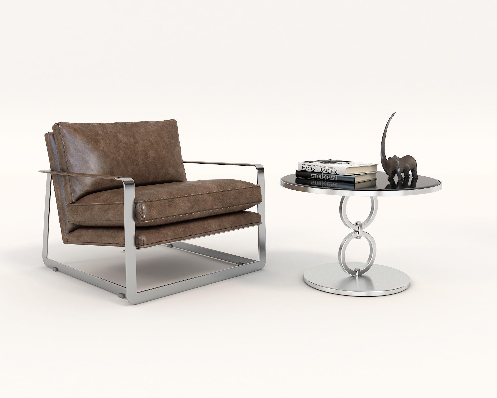 Modern Comfortable Reading Chair