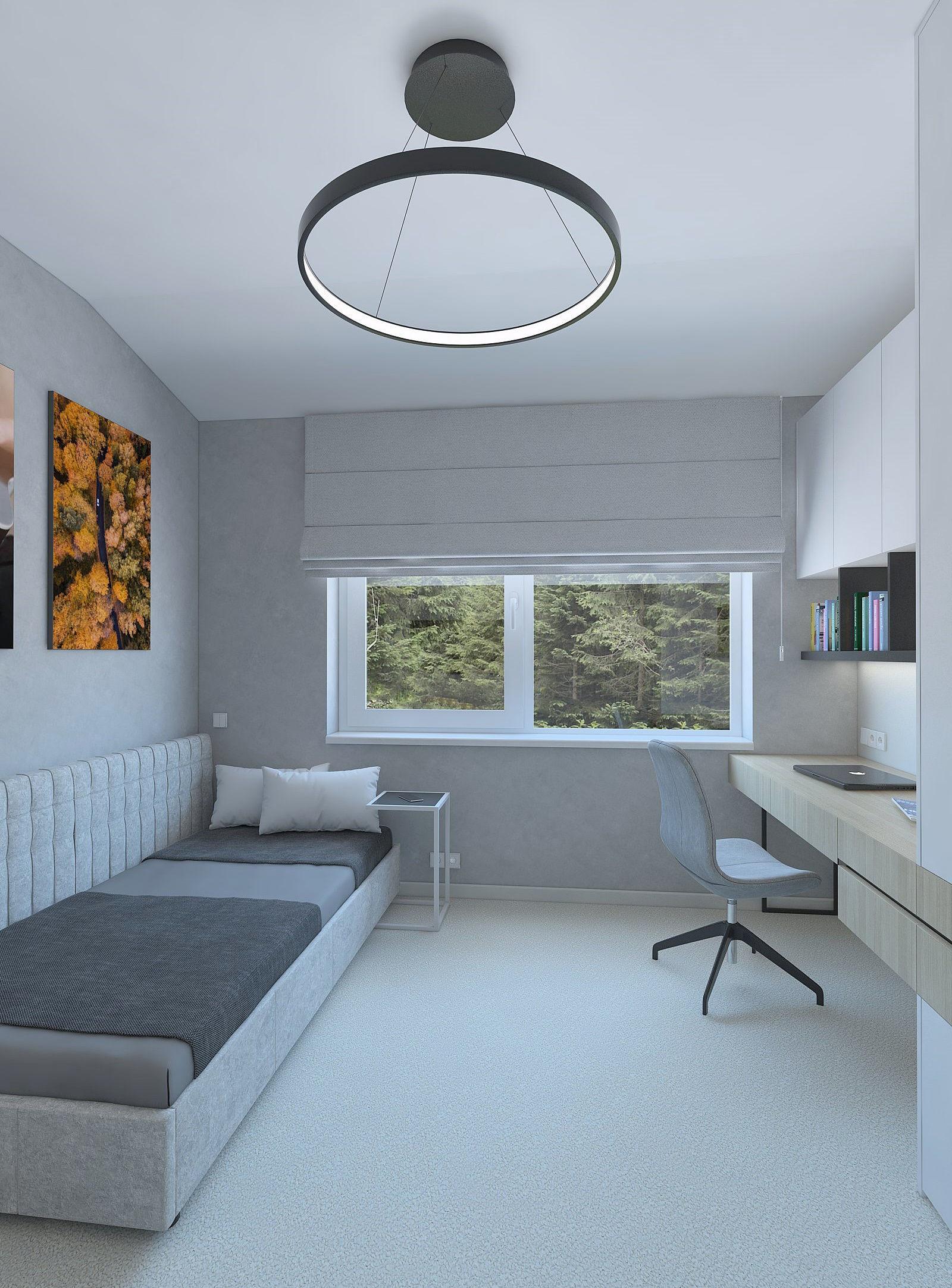 Wonderful boys room