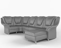 Model sofa