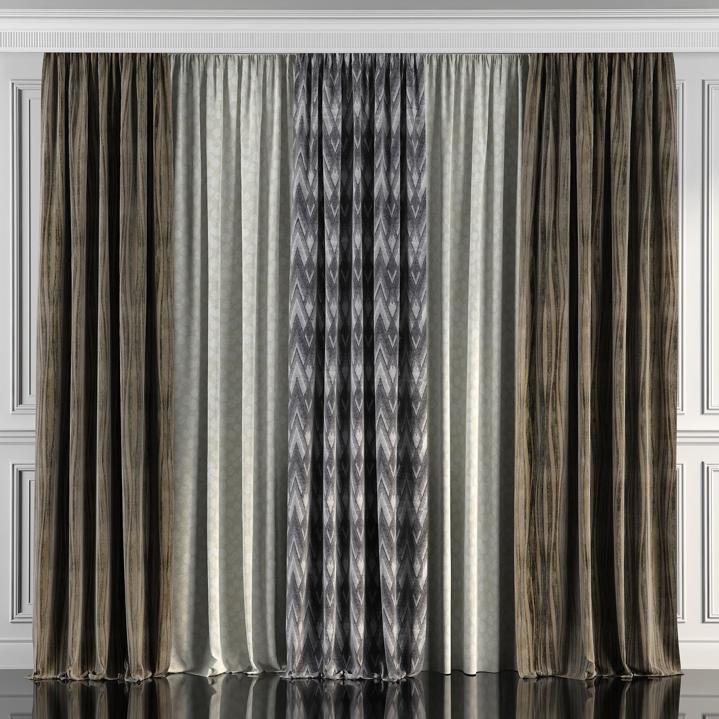 Curtain Set 81