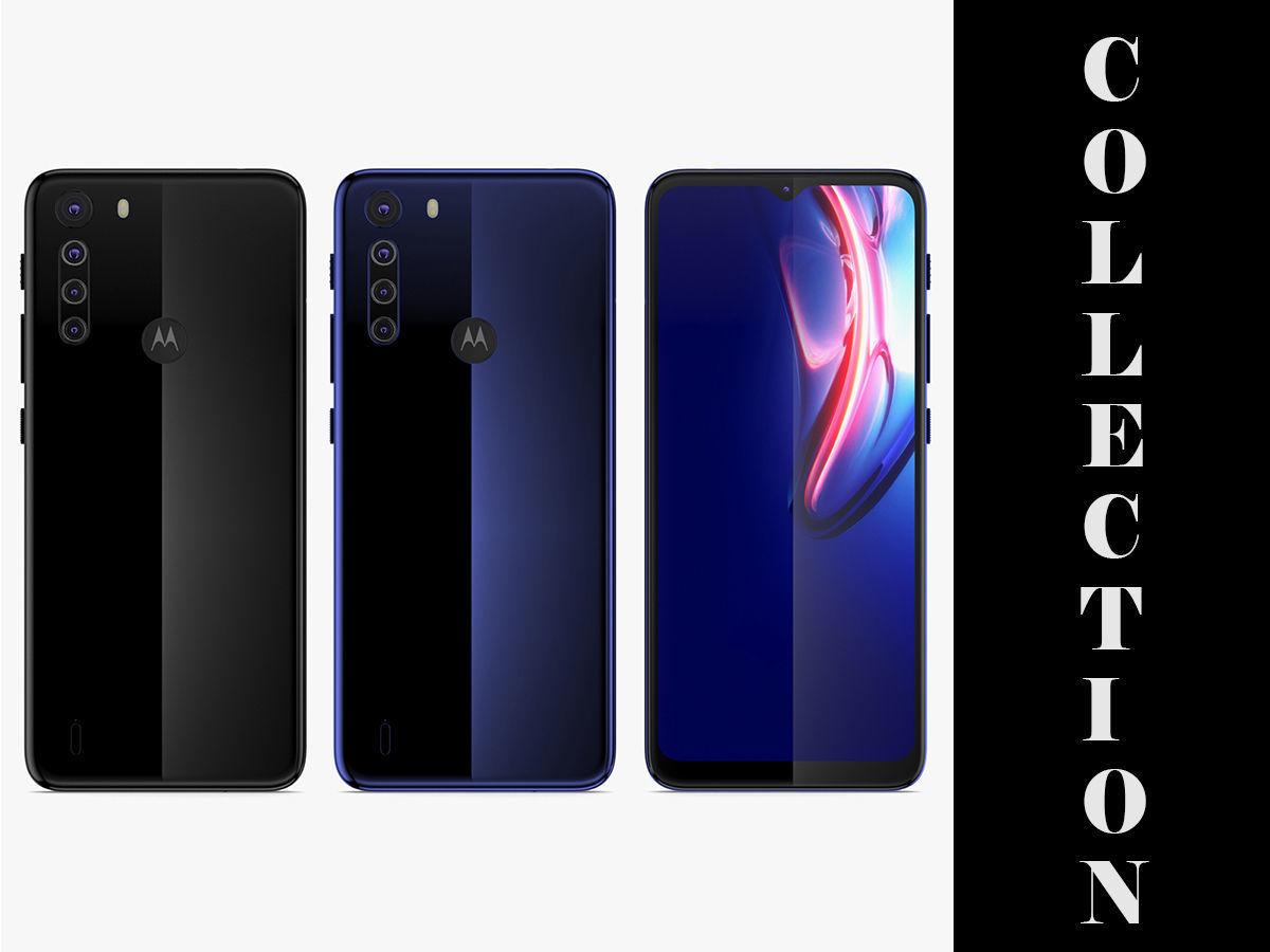 Motorola One Fusion 2 Colors