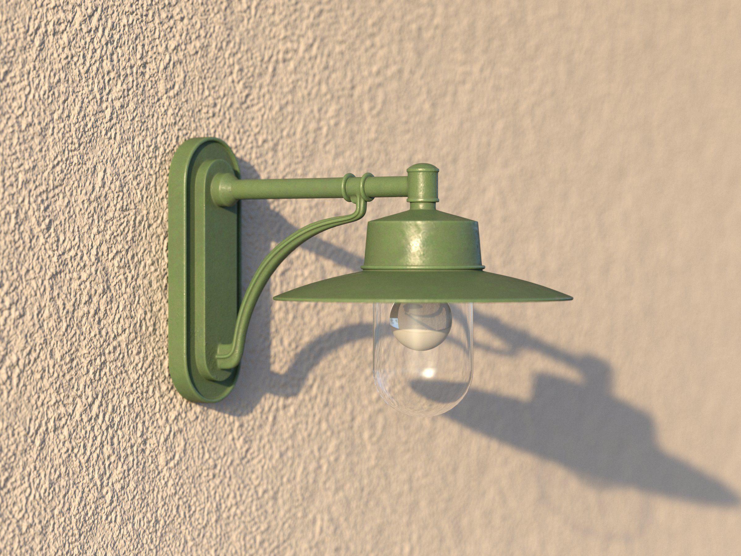 vienna public wall lamp