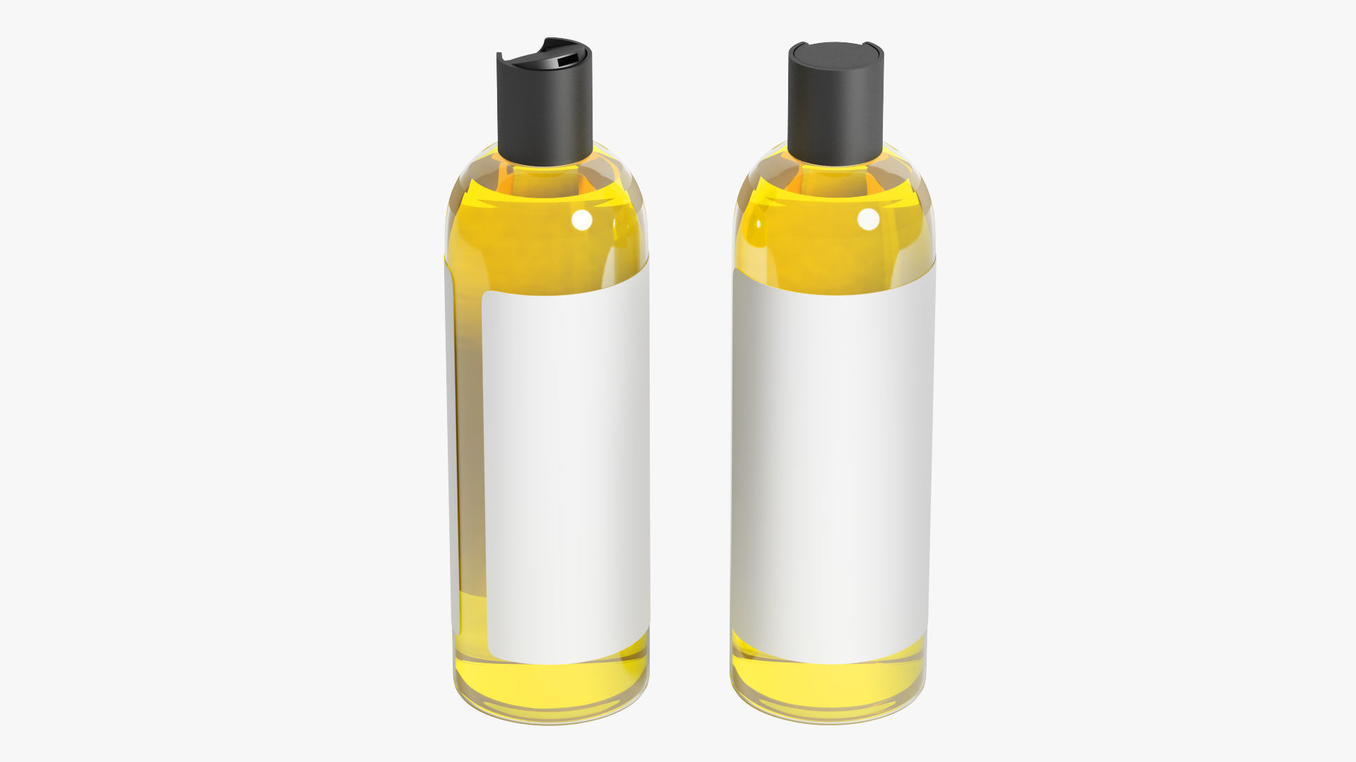 Shampoo Bottle 04