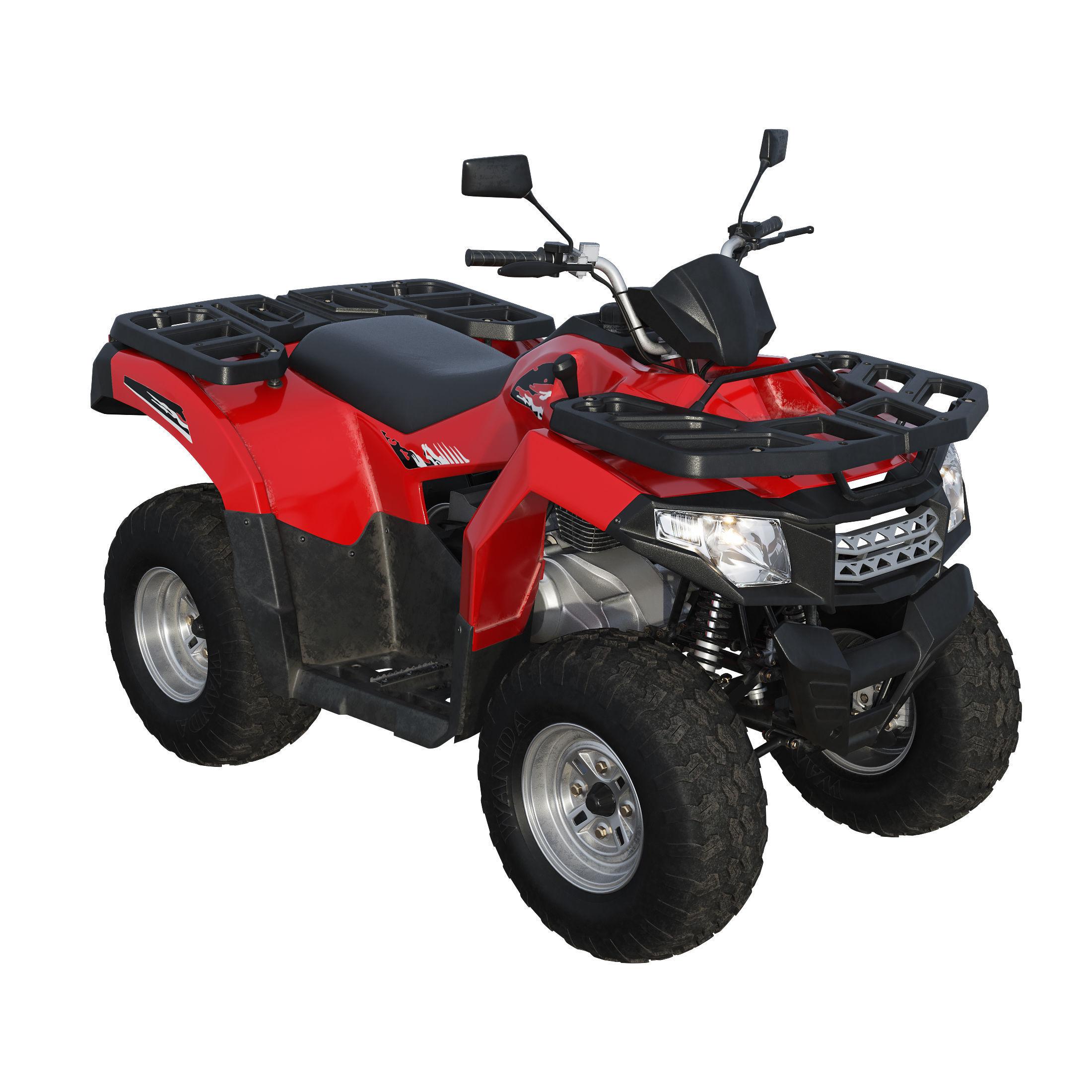 ATV Wels Bison