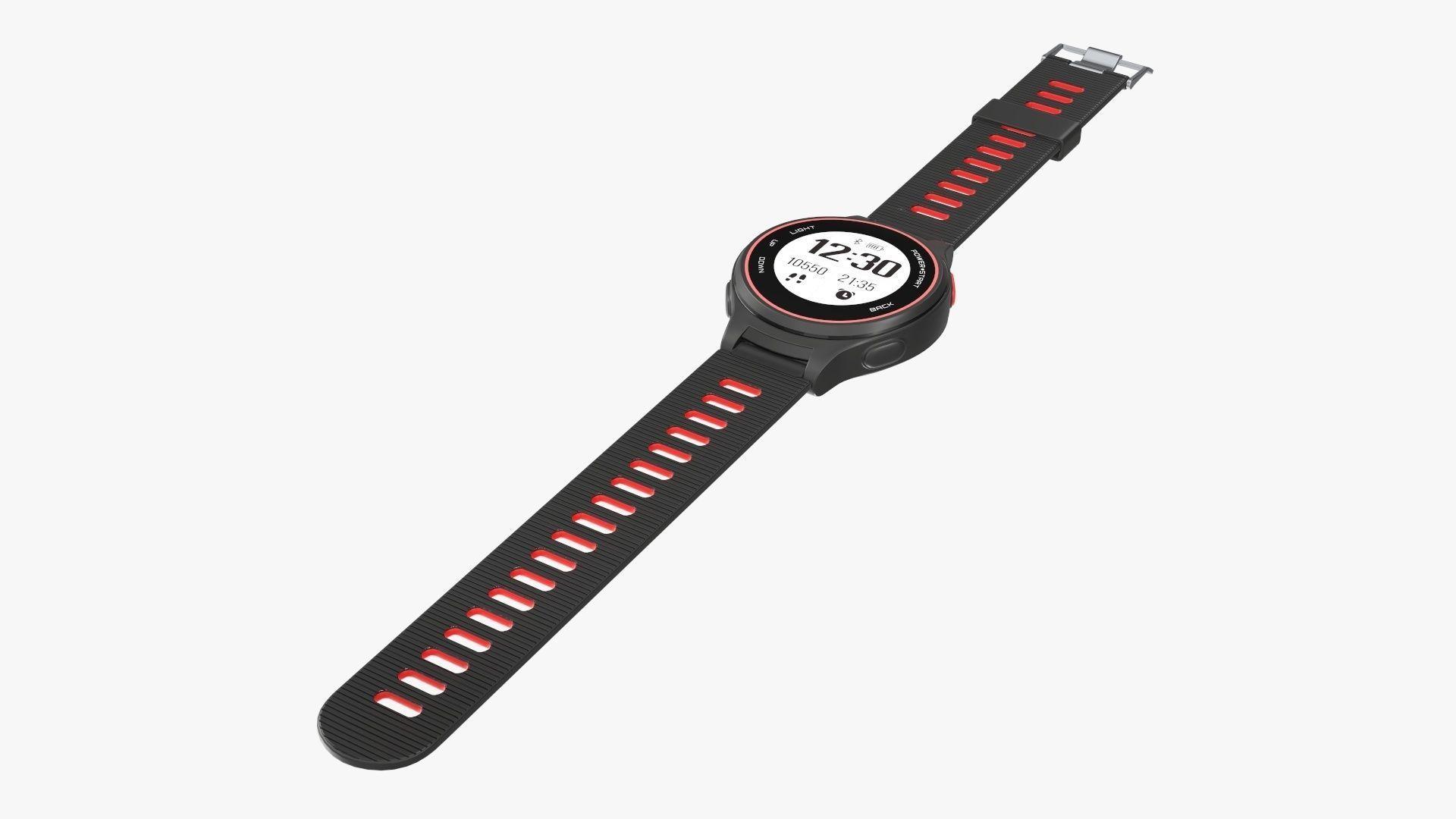 Smart watch 03 open