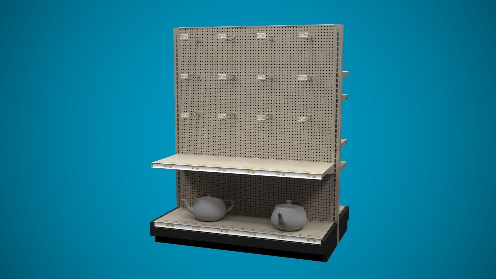 Store Shelf B