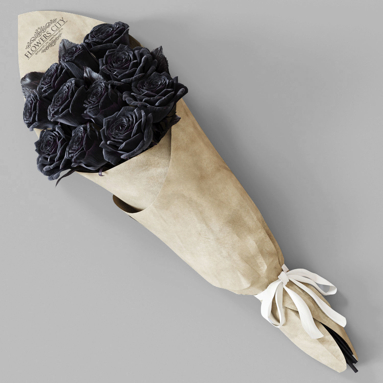 Blacks roses