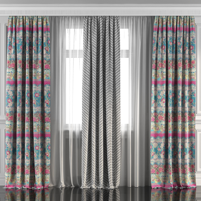 Curtain Set 92