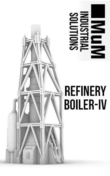 Refinery Boiler IV
