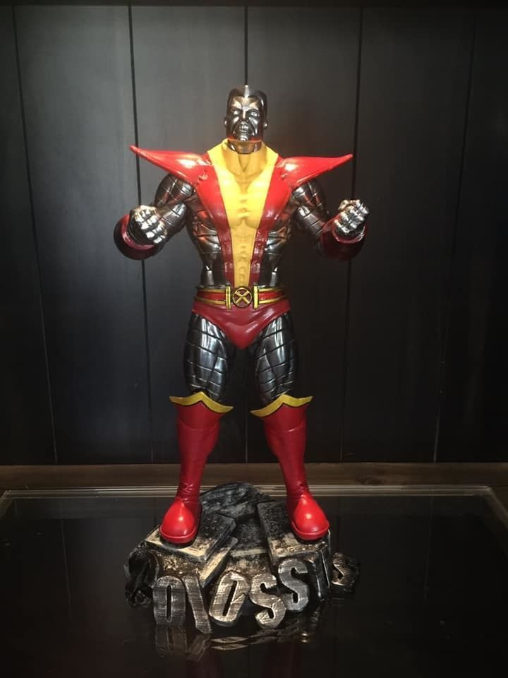 Fan Art - Colossus