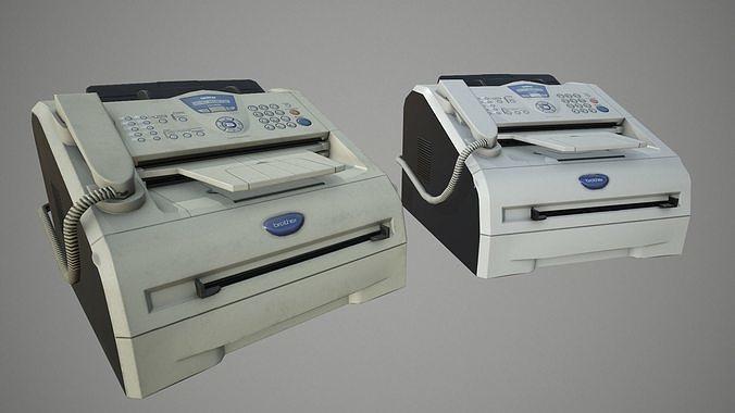 Printer Brother IntelliFax 2820