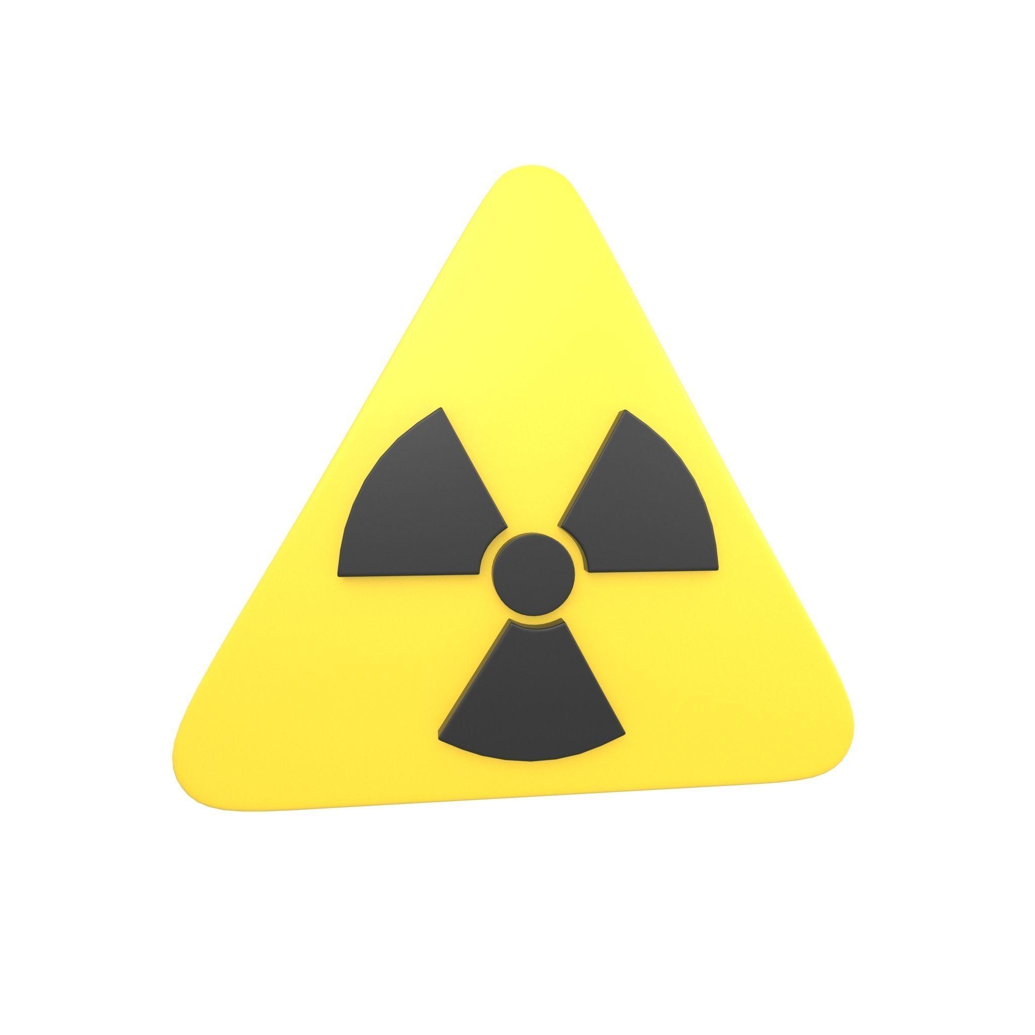 Radiation Symbol v2 001