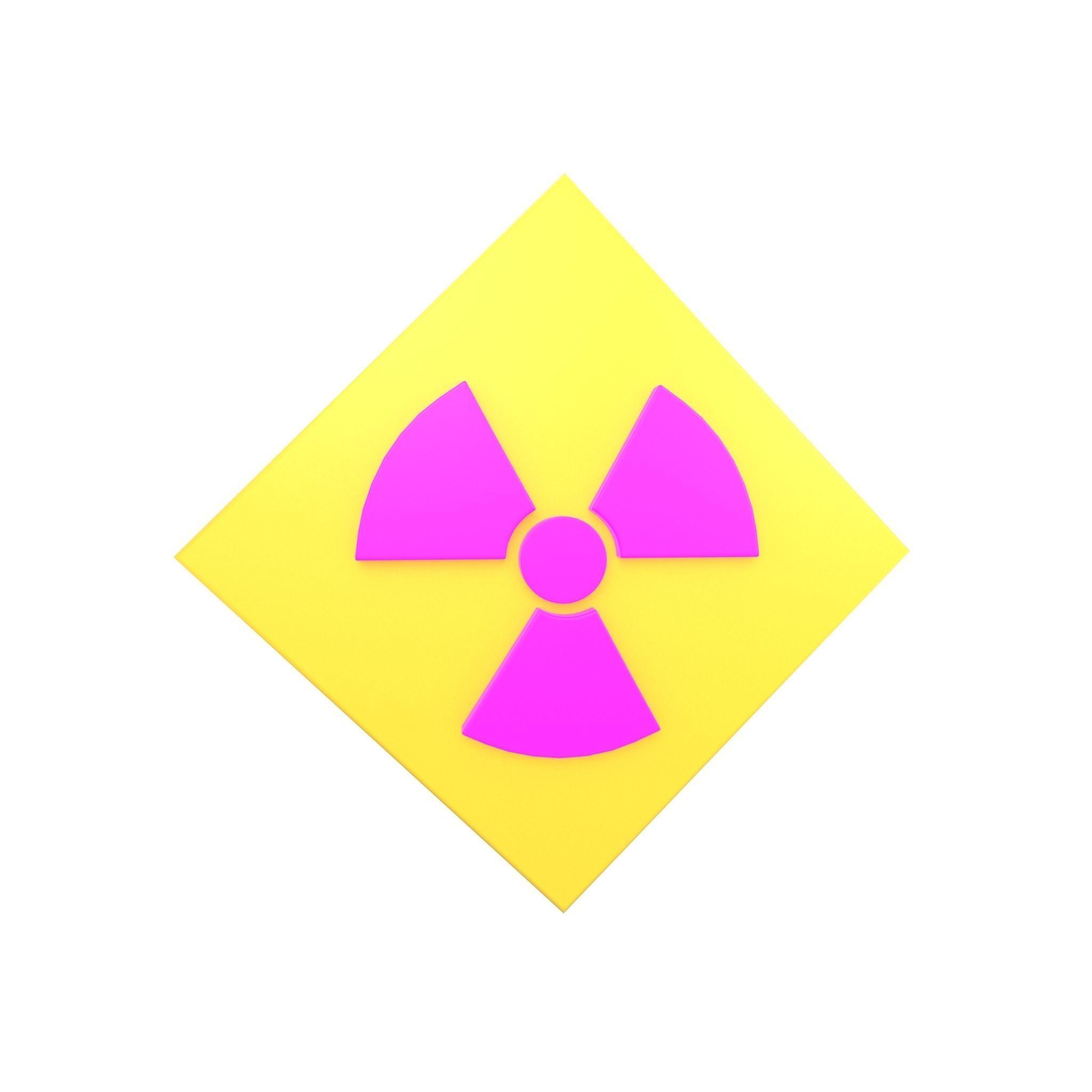 Radiation Symbol v3 003