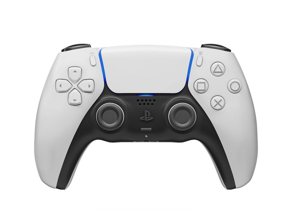 DualSense Controller Playstation 5 3D model