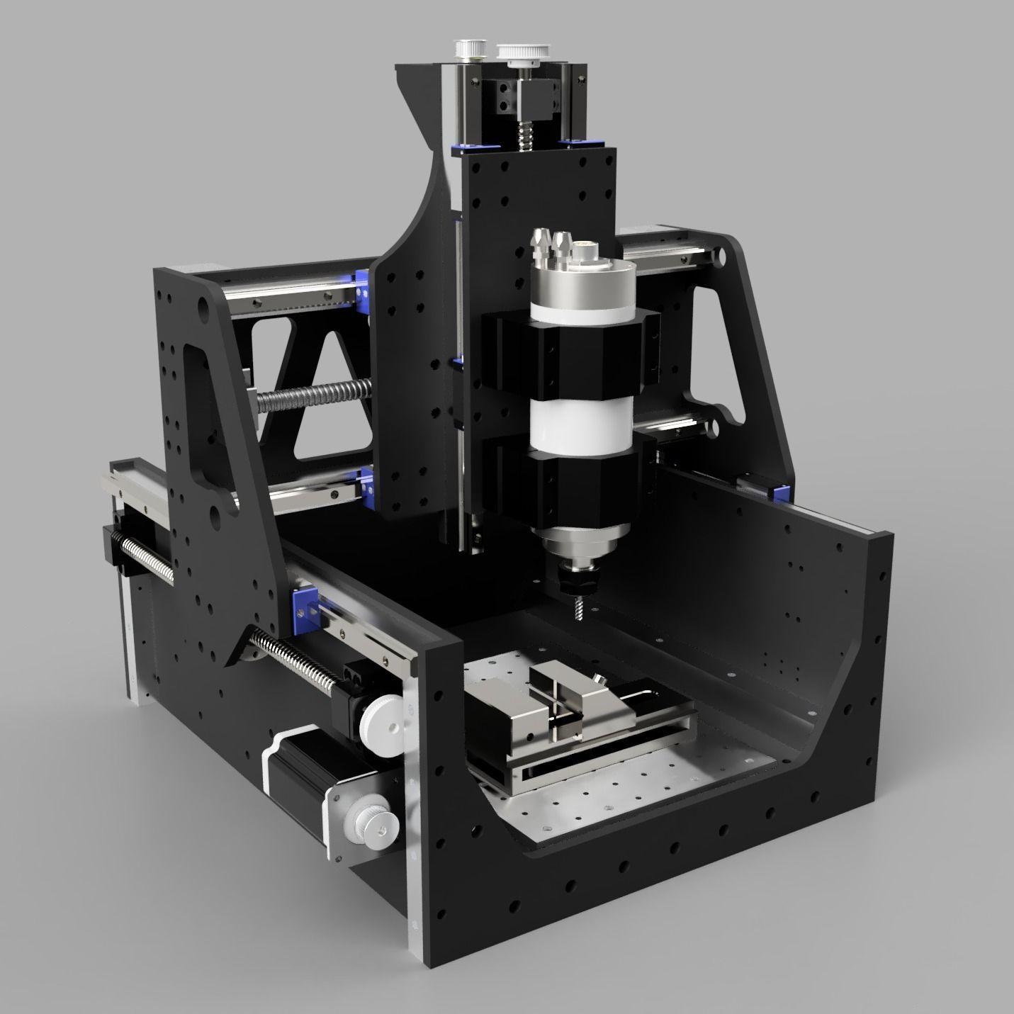 MINI CNC MACHINE