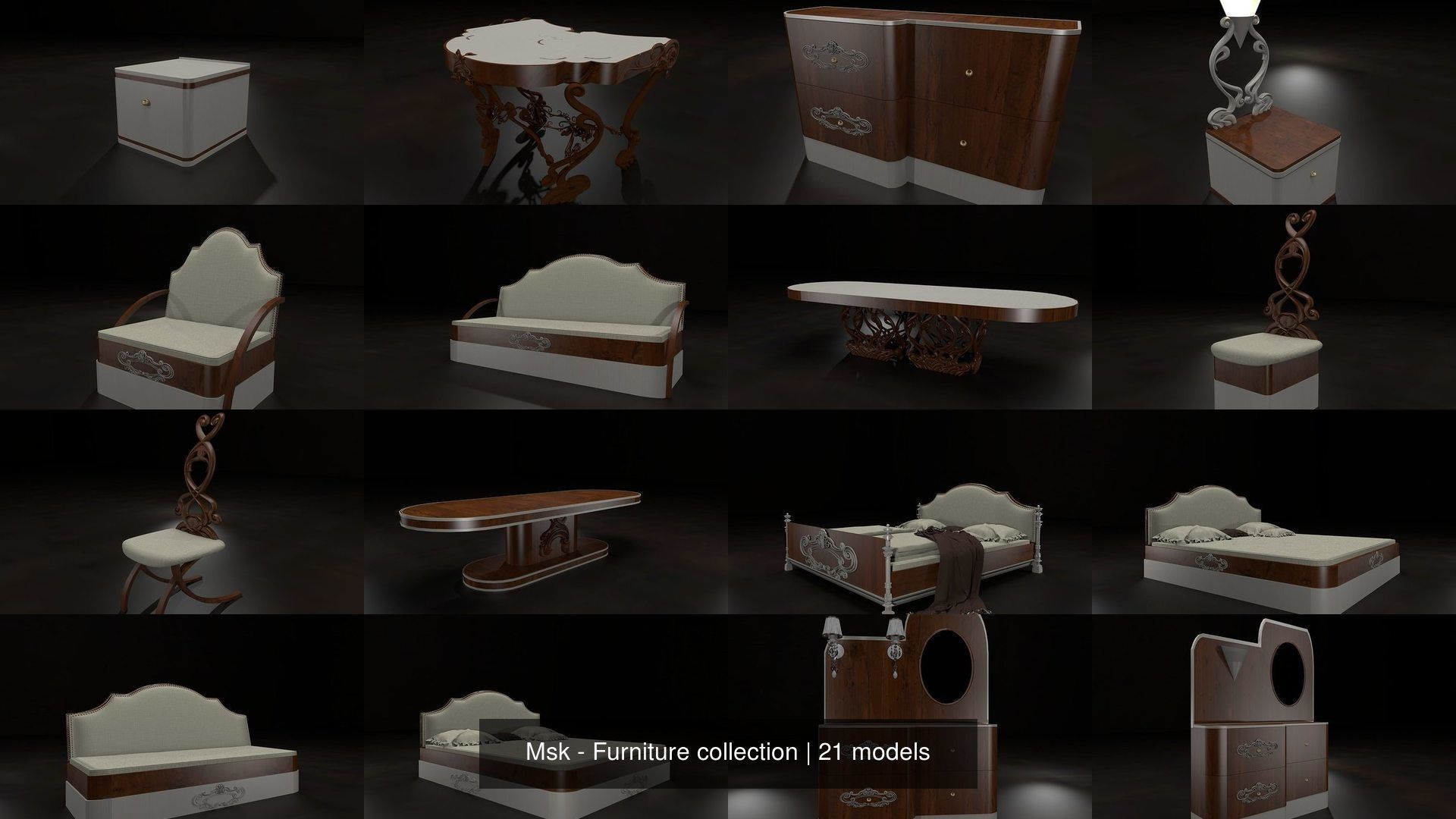 Msk - Furniture collection
