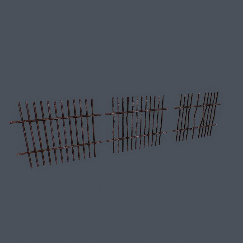 Rusty Bars