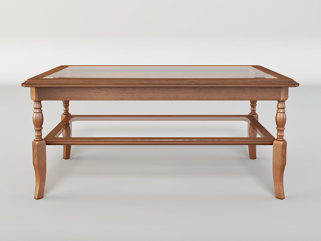 Coffee Table 4r Imart 3d Model Max