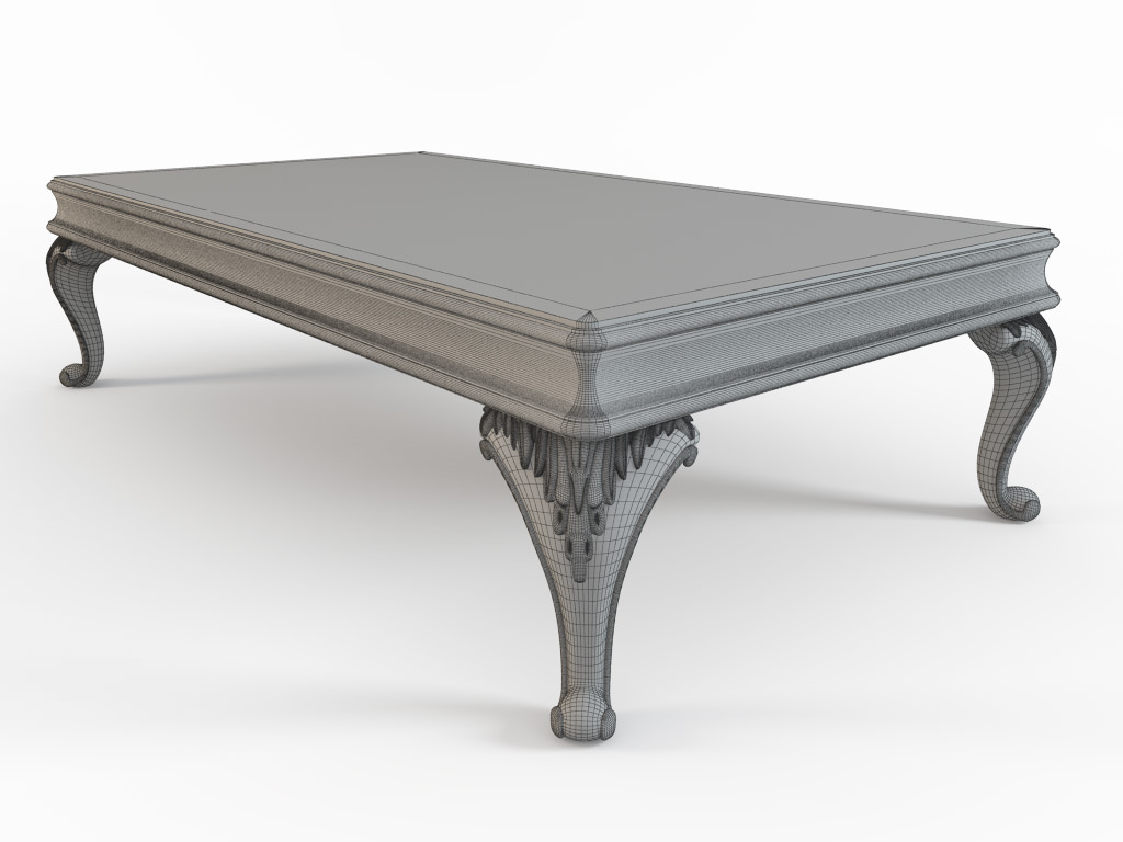 Coffee table giorgio piotto sg 11 001 3d model max for Coffee table 3d model