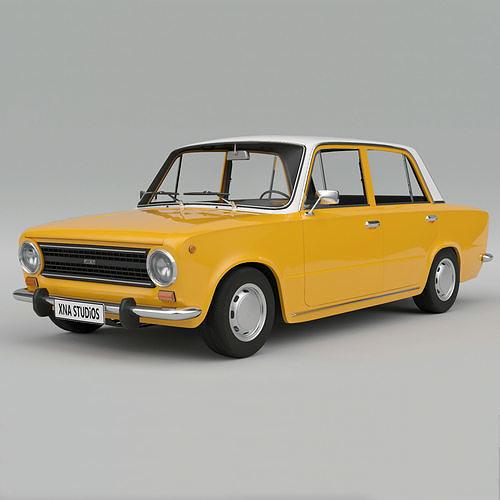 Fiat 124 1974