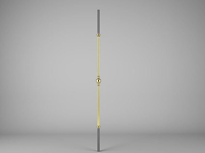 grande forge comtesse bl116 3d model max 1