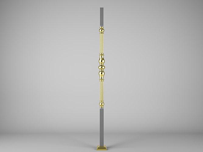 grande forge comtesse pl110 3d model max 1