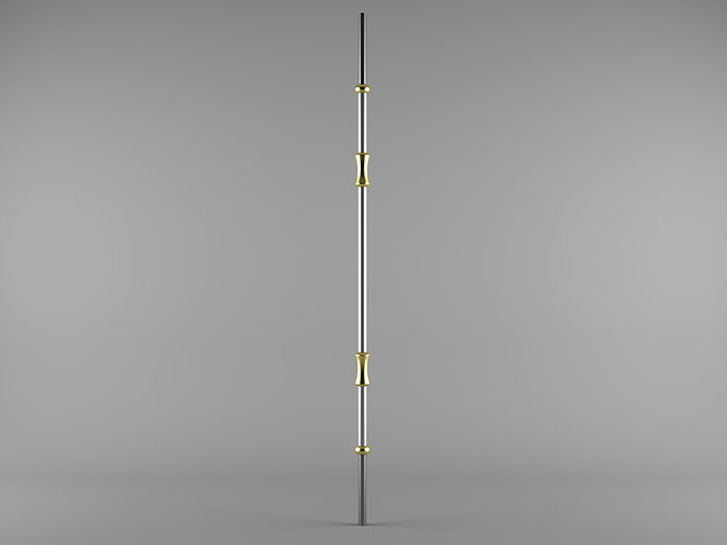 grande forge harmonie bl102 3d model max 1
