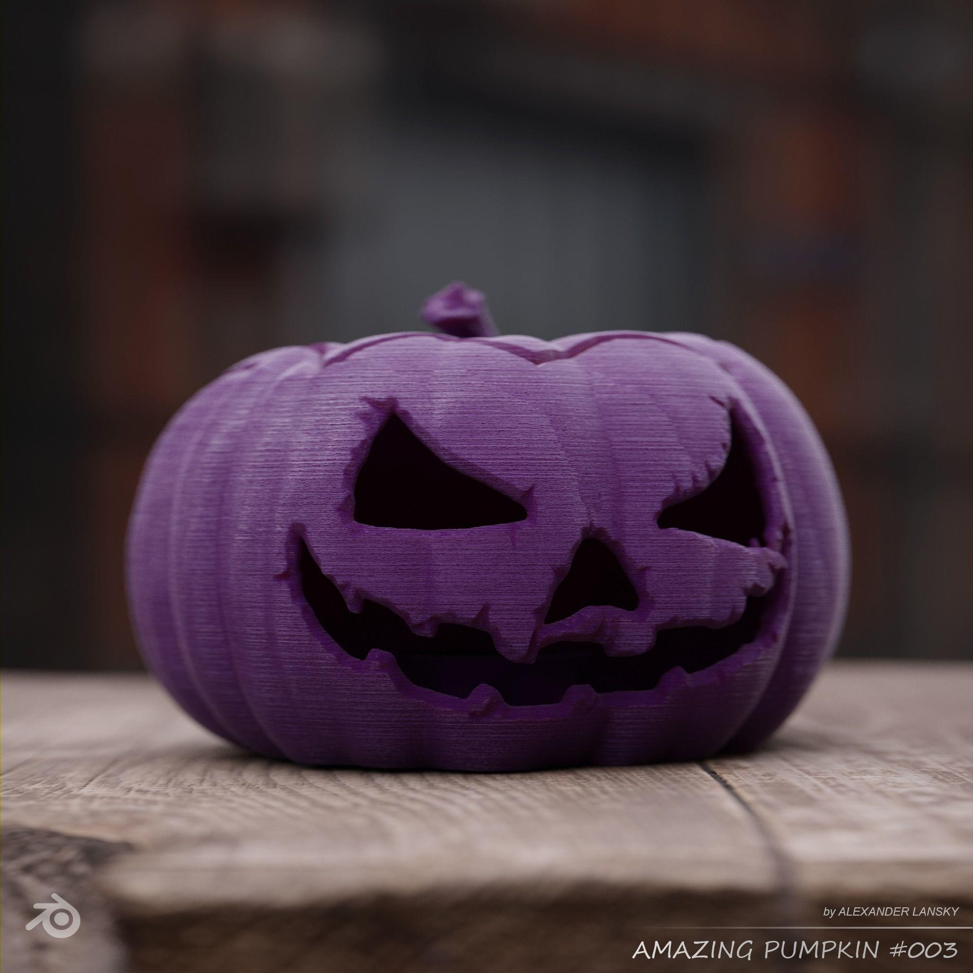 Amazing Pumpkin 003