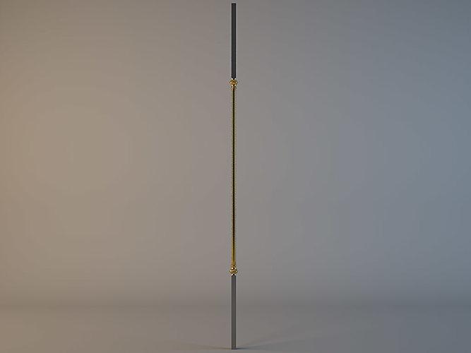 grande forge royal bl145 3d model max 1